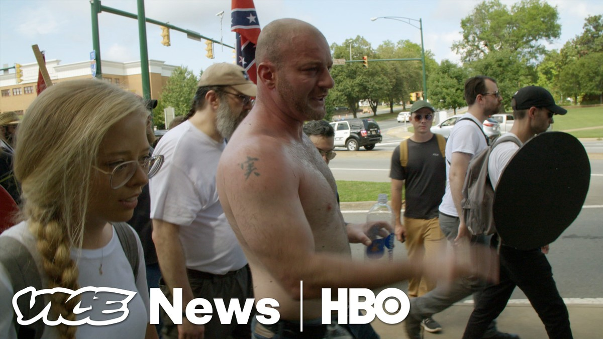 Watch the 'VICE News Tonight' Episode 'Charlottesville: Race and Terror'