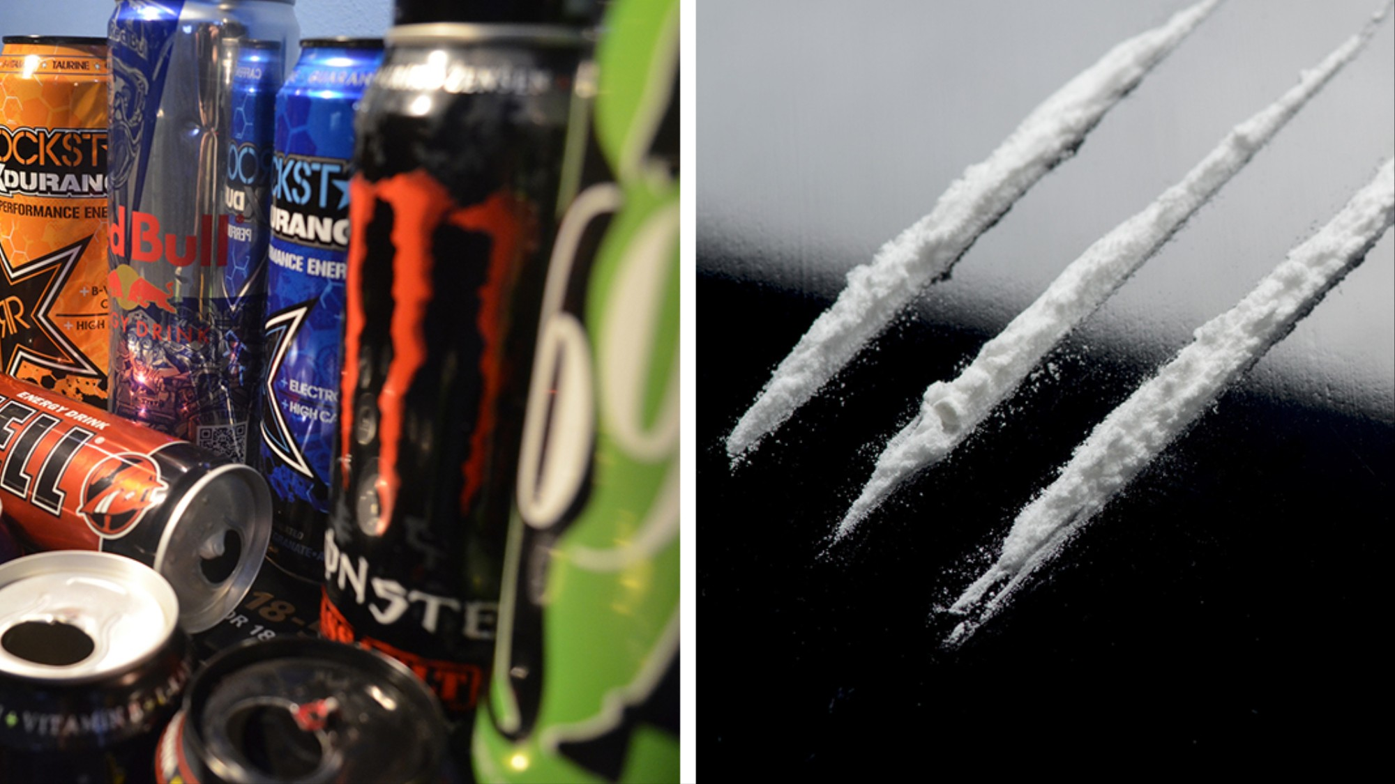 Study Suggests Link Between Energy Drinks and Cocaine Use - VICE