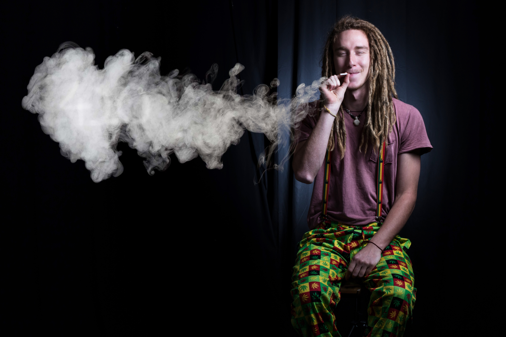 What I Learned As A White Dude With Dreadlocks Vice