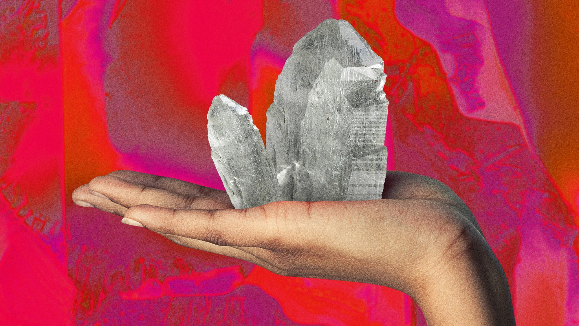 What Happened When I Tried To Use Crystals To Improve My