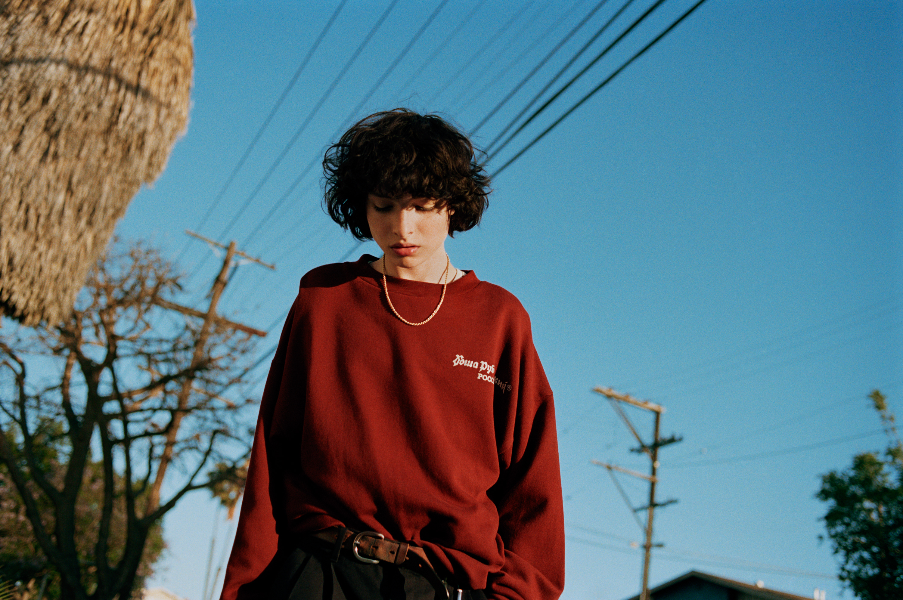 cleavage Finn Wolfhard naked photo 2017