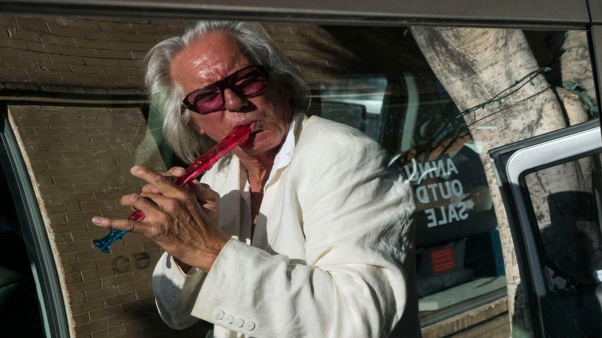 Honda Of Pasadena >> This Man Is the Internet's Best Flute Meme and Pasadena's ...