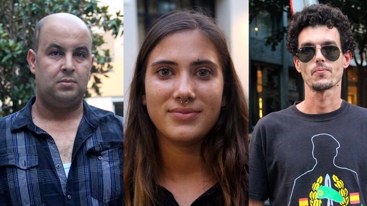 """""""Una botella de agua nos salvó la vida"""", hablamos con testigos del atentado yihadista en Barcelona"""