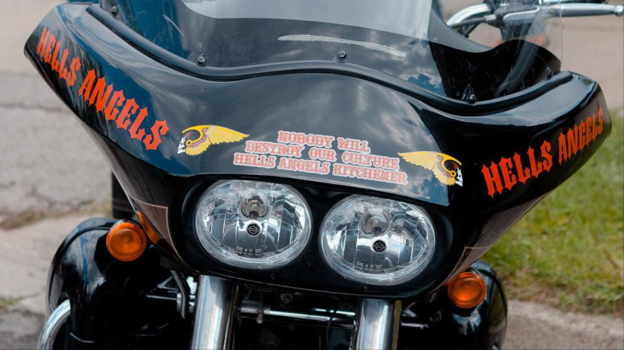 RCMP Arrest 'Entire' PEI Hells Angels Club - VICE