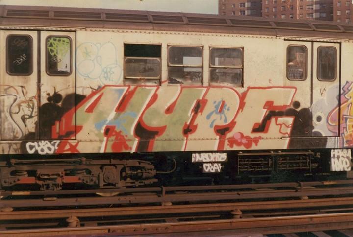 the secret history of new york's punk graffiti artists