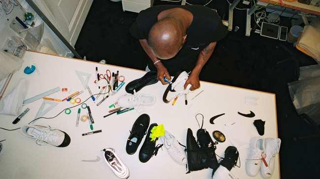 """size 40 8f18b 3acc6 Die neue Kollaboration """"The Ten"""" erfüllt all unsere Sneaker-Träume. Teilen   Twittern. von Joely Ketterer.  . 23 August 2017, 12 33am. Virgil Abloh x  Nike"""