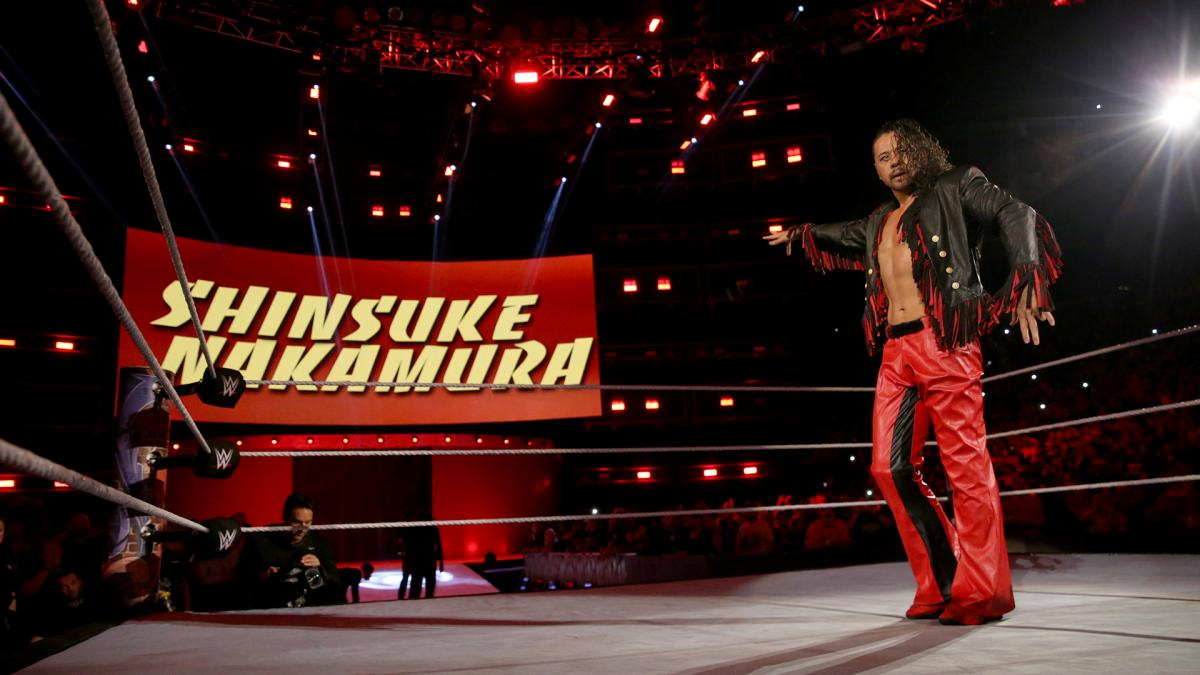 SummerSlam Was a Fun Enough Ride, but Nakamura Is Stalling Out