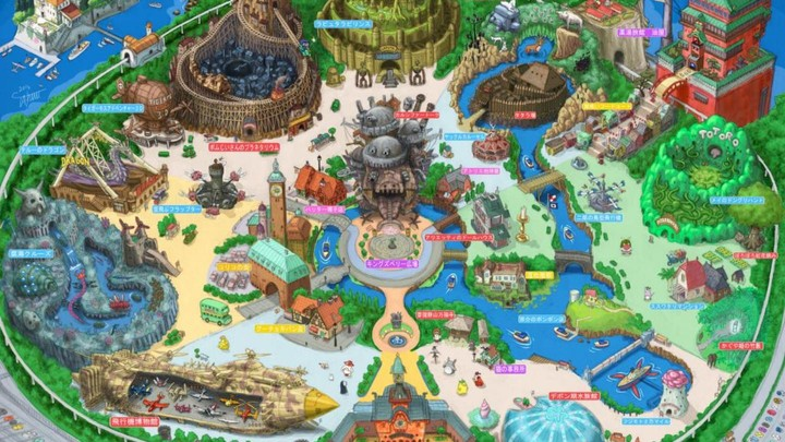 A Studio Ghibli Theme Park Is CONFIRMED for 2020
