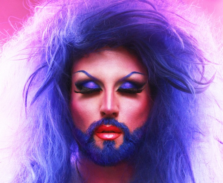 Drag Queens Tell Us Why They Love Their Beards