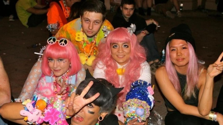 Does everyone hook up at raves