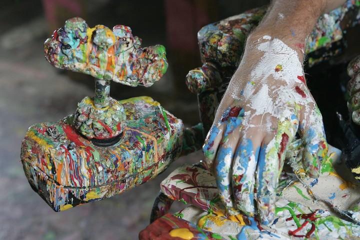 A Quadriplegic Painter Creates a Paradise for Artists With Disabilities