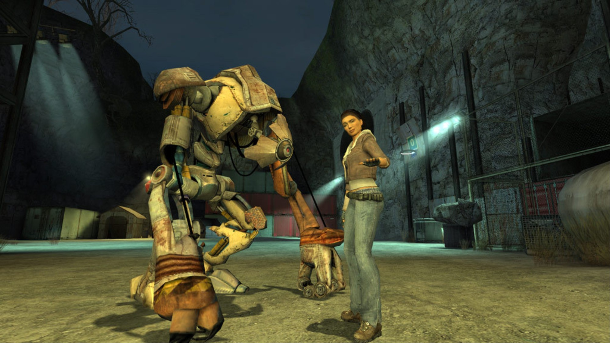 The Unofficial 'Half-Life 2: Episode 3' Story Helps Explain