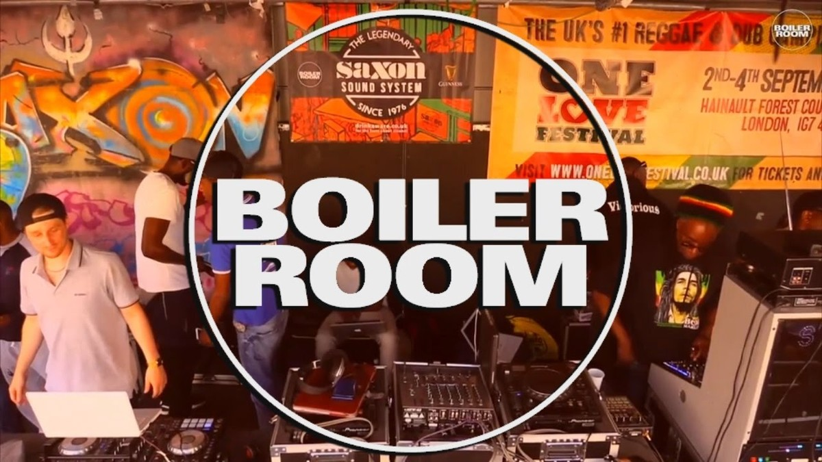 Why There Was Anti-Boiler Room Graffiti at Carnival - VICE