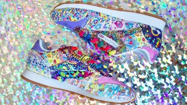 69ee29c112e lisa frank designed the reebok sneakers of your 90s dreams - i-D