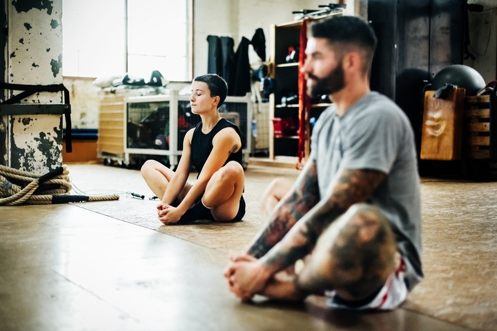Meditation Can Make You Better at Sports, Psychologists Say