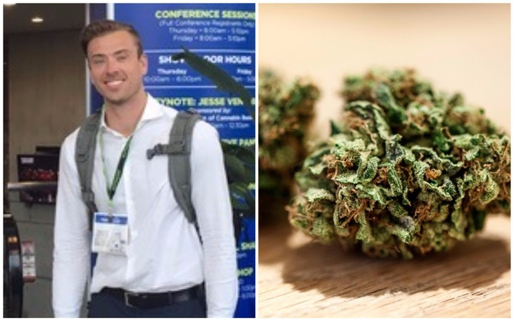 What It's Like to Be One of America's Busiest Weed Doctors