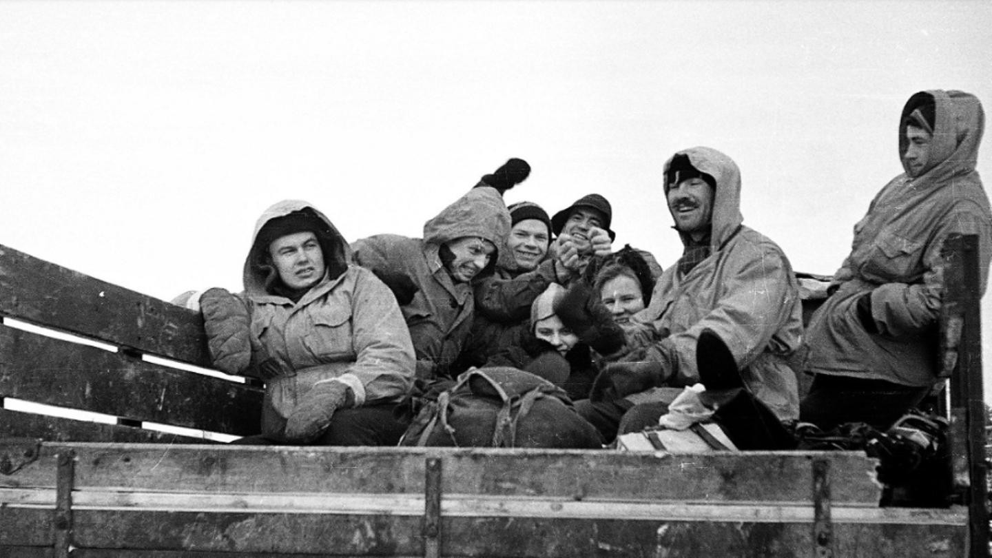 Image result for dyatlov pass bodies