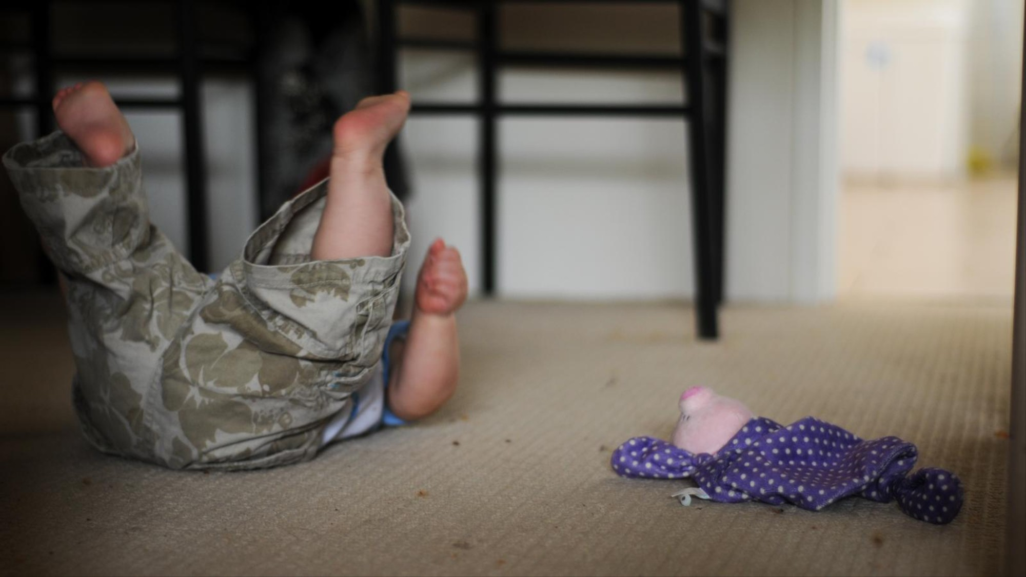Co Się Stanie Jeśli Upuścisz Małe Dziecko Vice