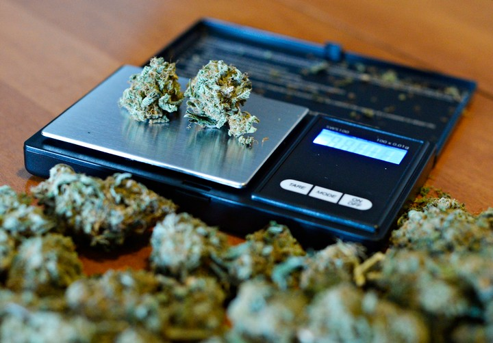 how to make a scale for weed