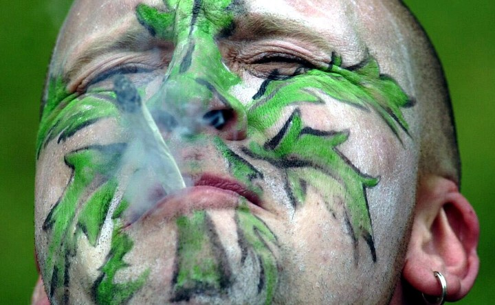 The Story of 'Skunk', the Drug Your Mum Warned You About