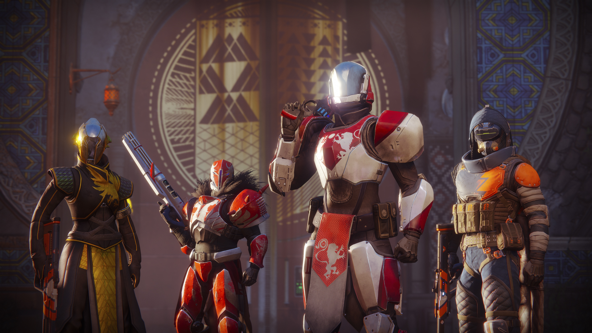 The Power Requirements for the First 'Destiny 2' Raid Are No Joke - VICE