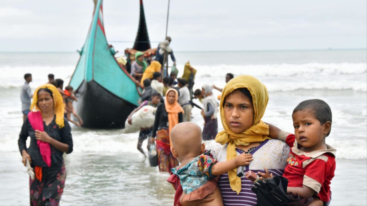 Abuse of Rohingya is a 'Textbook Example' of Ethnic ...