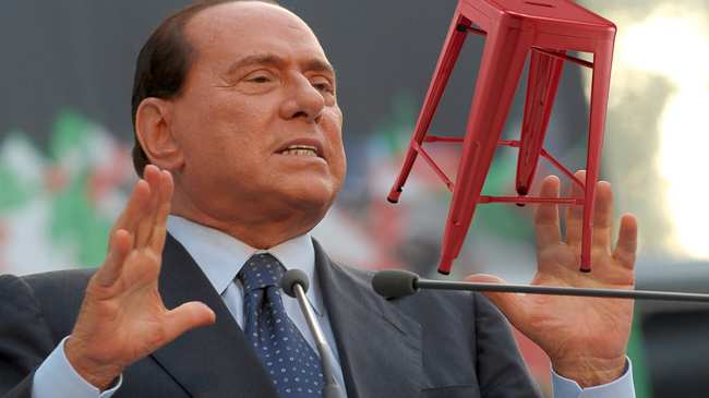 Berlusconi scopre Amazon: