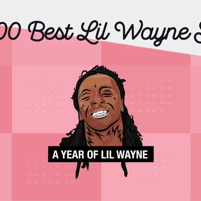 d662797e4 The 100 Best Lil Wayne Songs - VICE