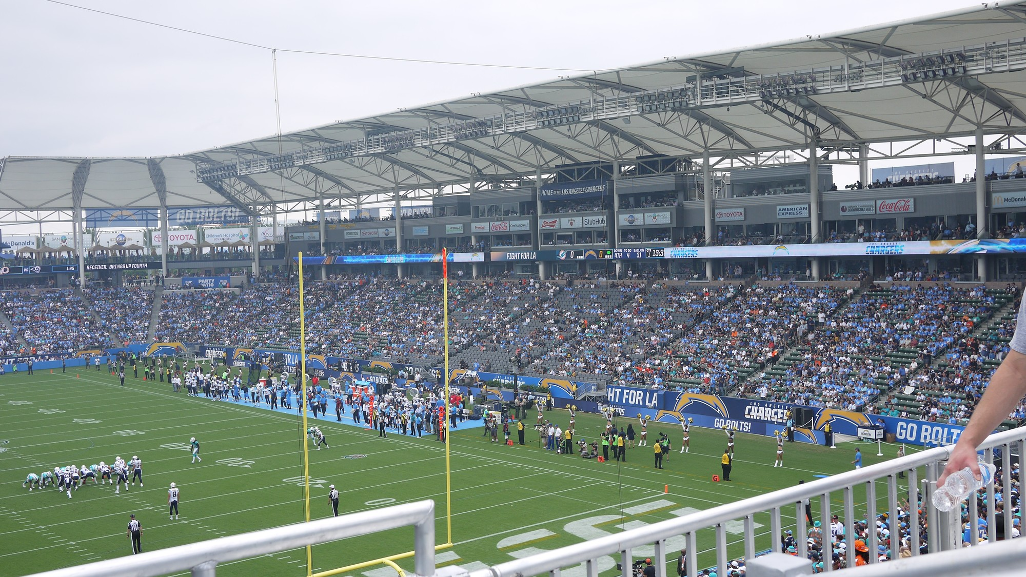 2c0a673f The Darkest, Saddest Place in Sports: A Los Angeles Chargers Home ...