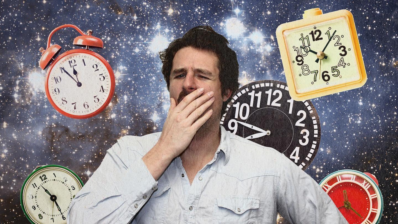 Dormí solo dos horas al día y casi me vuelvo loco