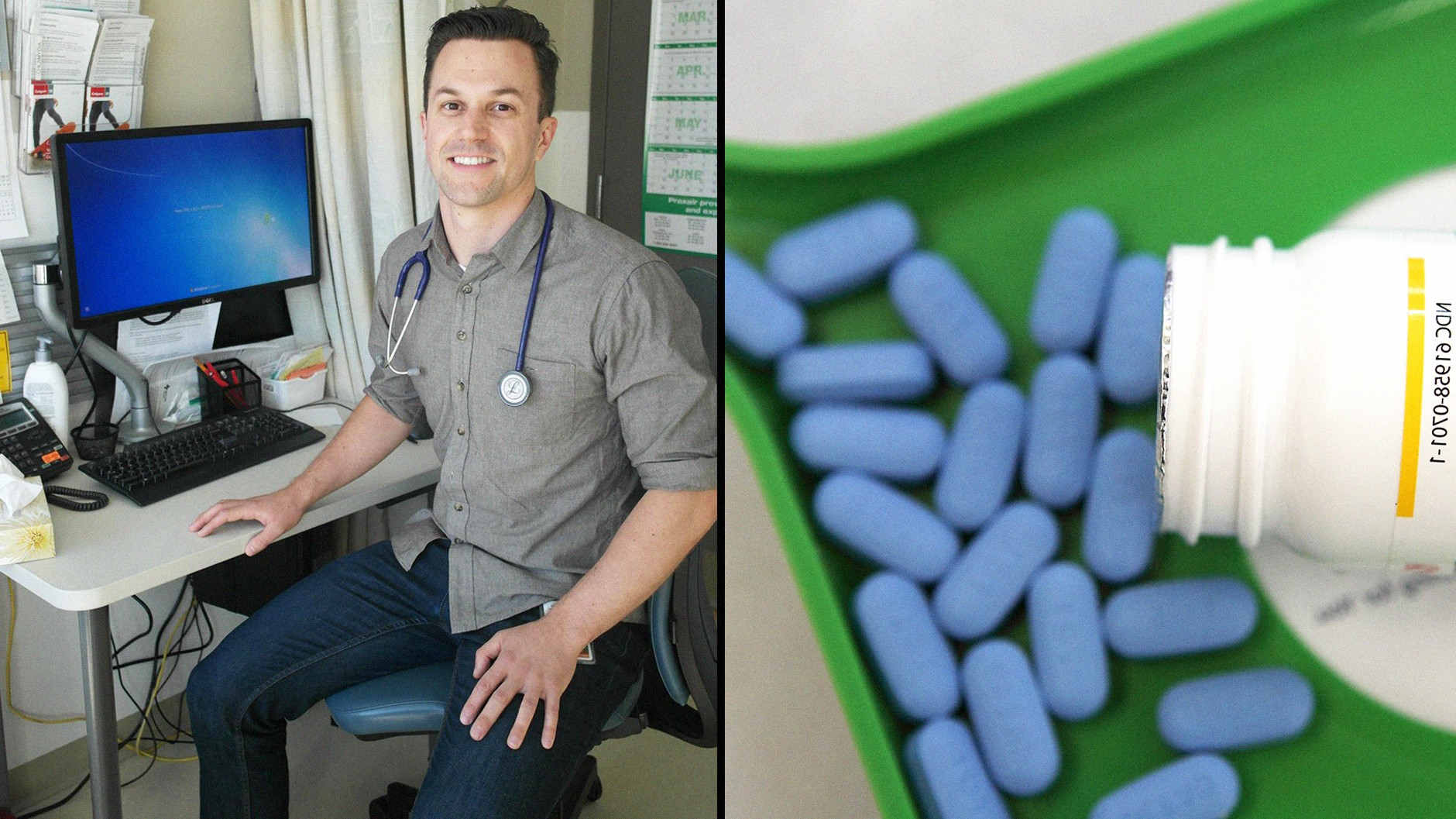 Meet the Man Helping Patients Bring Cheap HIV-Preventing Drugs to Canada