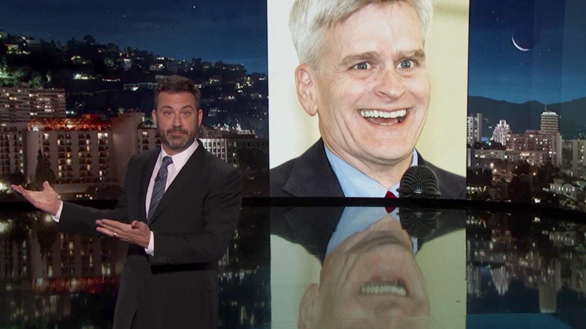 Jimmy Kimmel Is The Republicans Worst Nightmare Vice