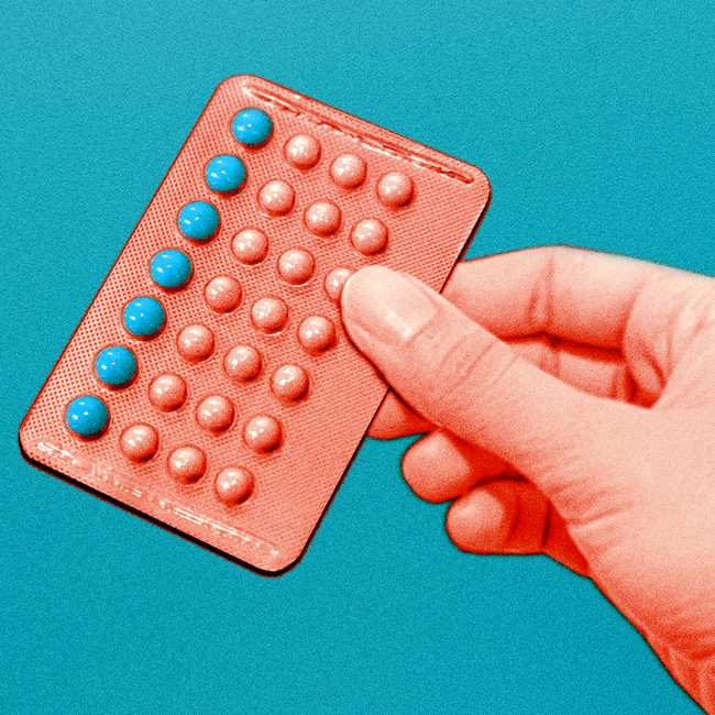 birth control patch periods stop