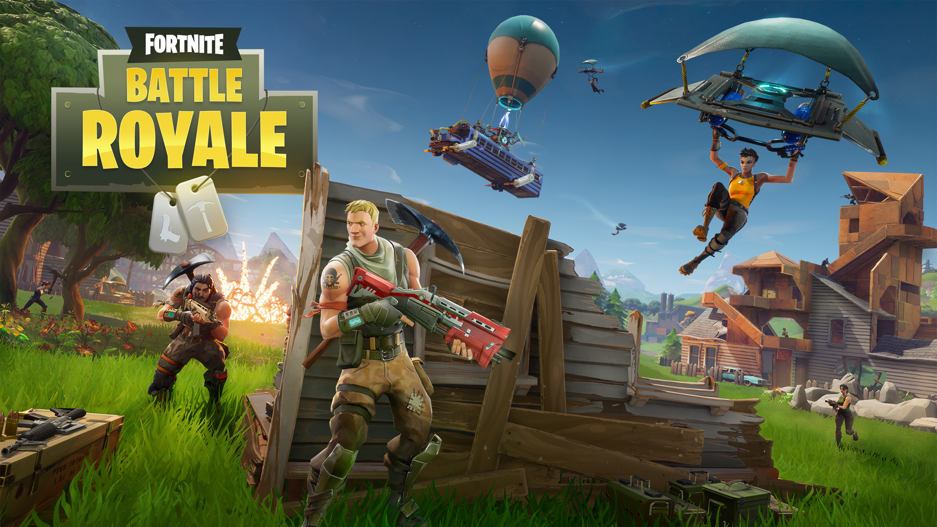 New Fortnite Battle Royale Mode Misses What Makes The Game Great - new fortnite battle royale mode misses what makes the game great