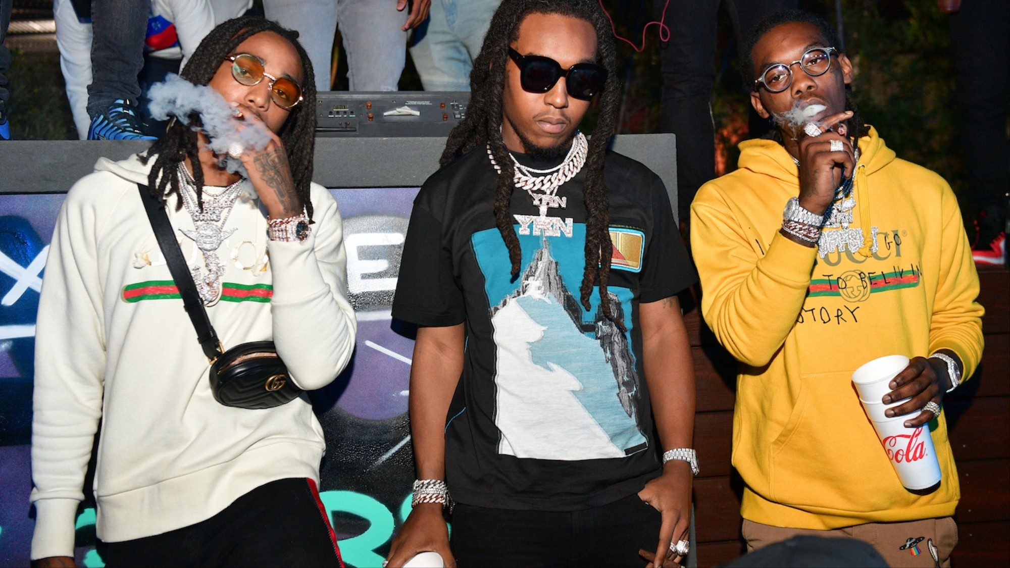 Migos and Ed Sheeran Will Perform on the Comeback Episode of