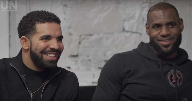 Drake and LeBron James Sat Down to Talk About Vince Carter and Toronto