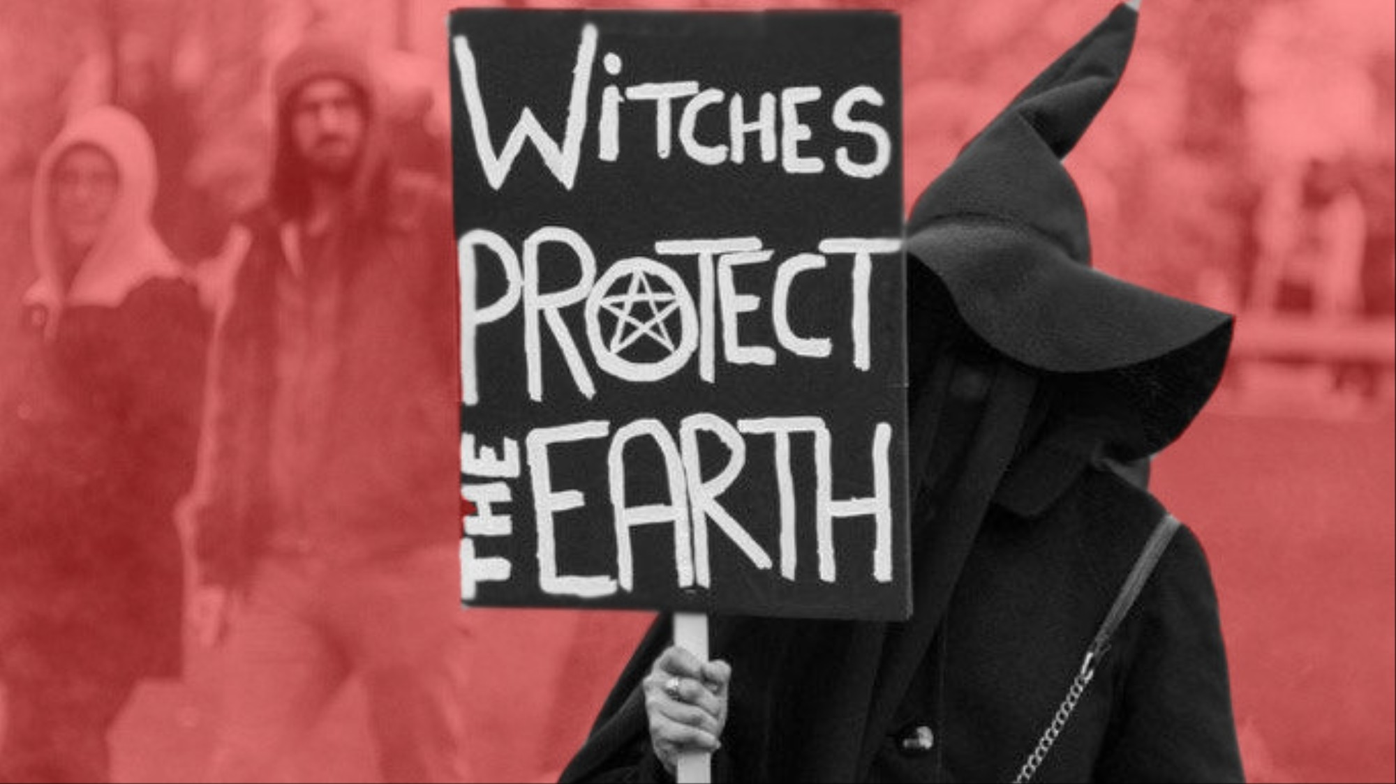 How the Socialist Feminists of WITCH Use Magic to Fight