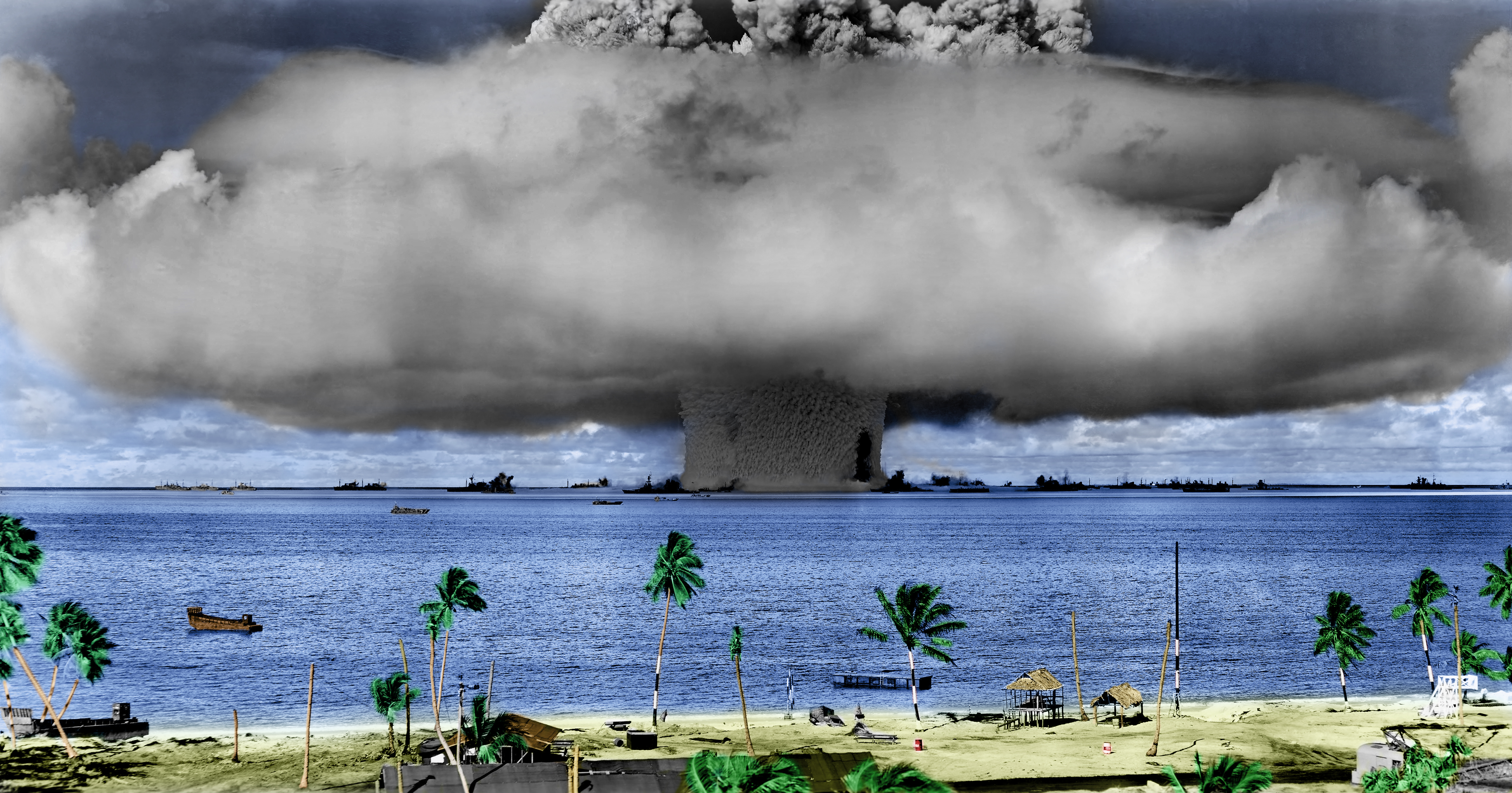 dfdd6ed1fe Scientists Tell Us What Would Happen If North Korea Detonated a Hydrogen  Bomb Underwater