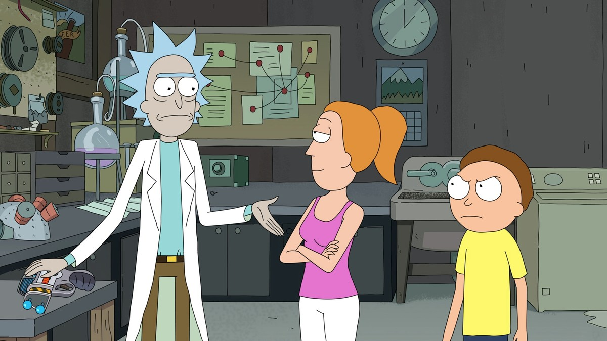 Every pop culture reference so far in season three of rick and every pop culture reference so far in season three of rick and morty vice negle Choice Image