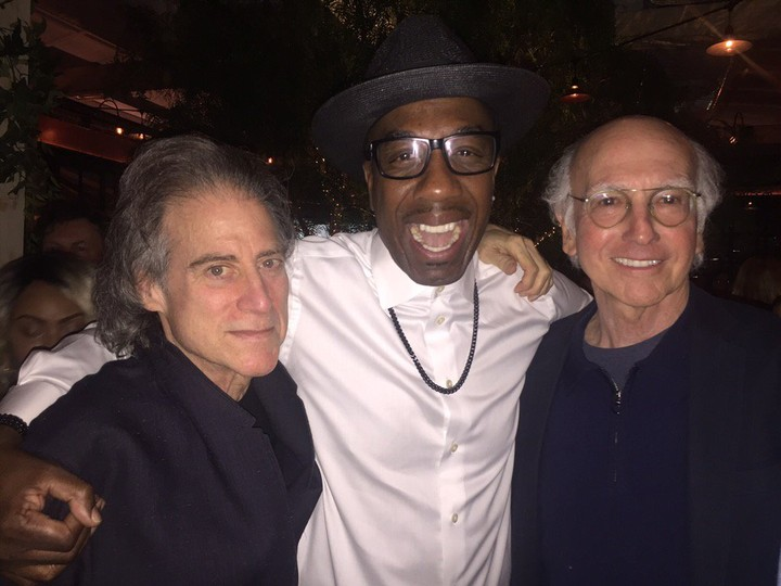 I Tried to Interview Richard Lewis About 'Curb Your Enthusiasm' and He Threatened to Hunt Me Down
