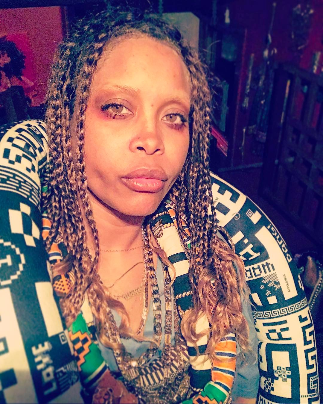 watch erykah badu rap about all the things she would do #forthedick meme
