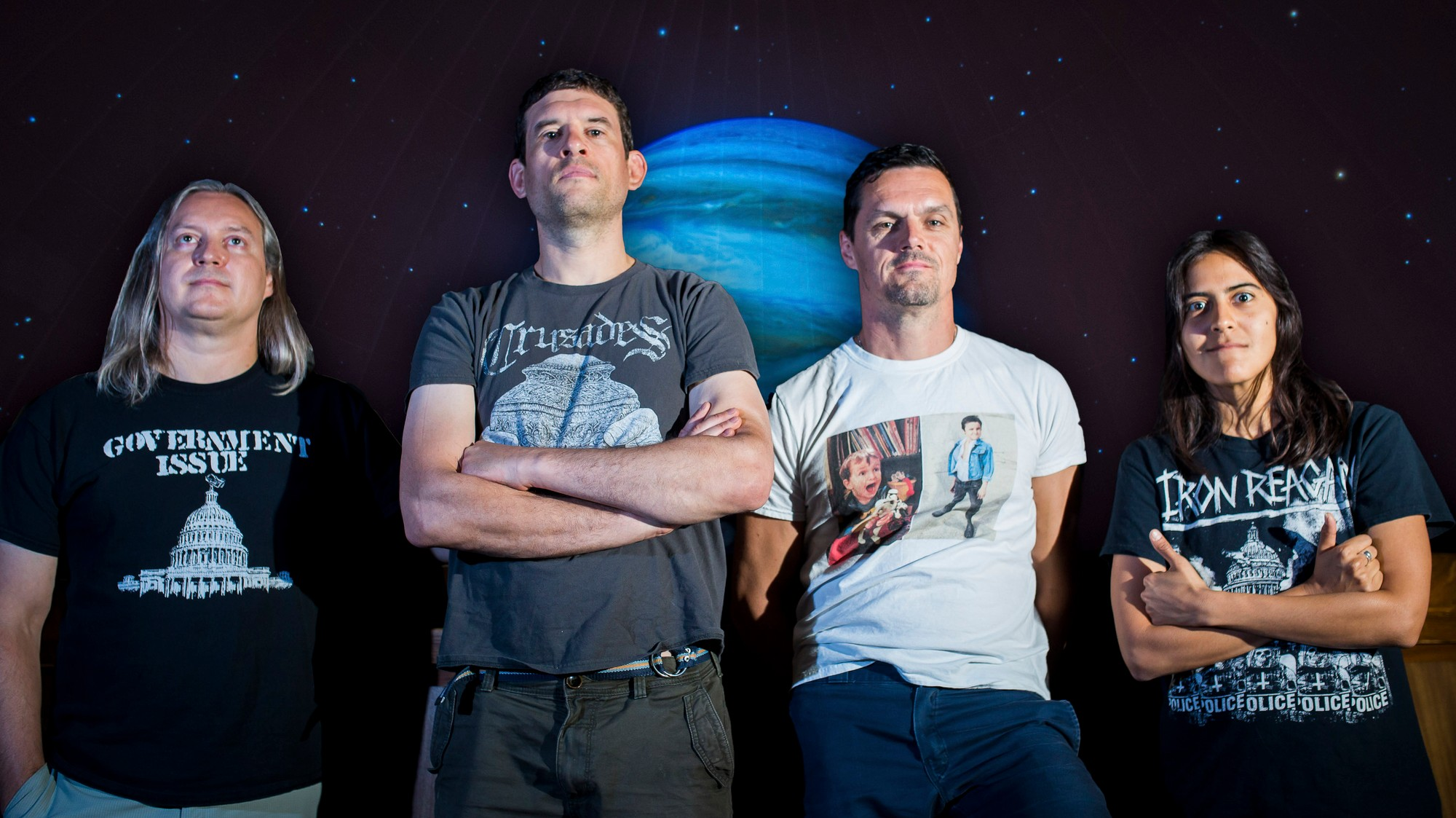 On 'Victory Lap,' Propagandhi Go from Political Punk