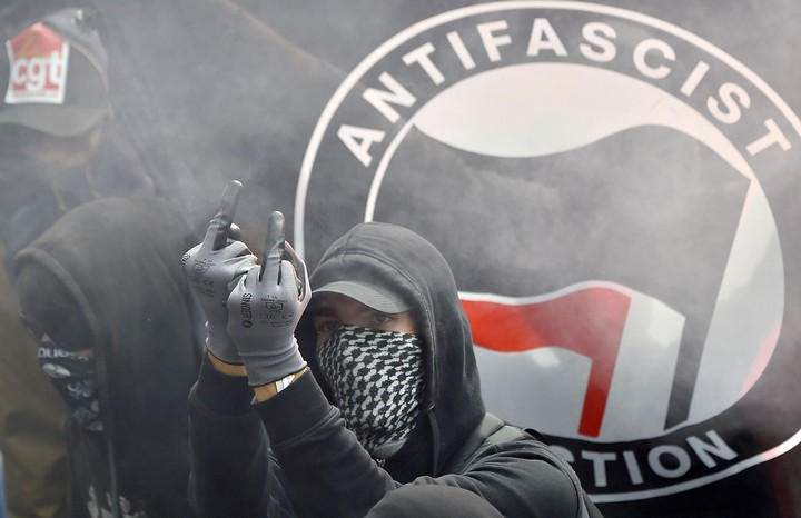 A Fake Antifa Account Was 'Busted' for Tweeting from Russia