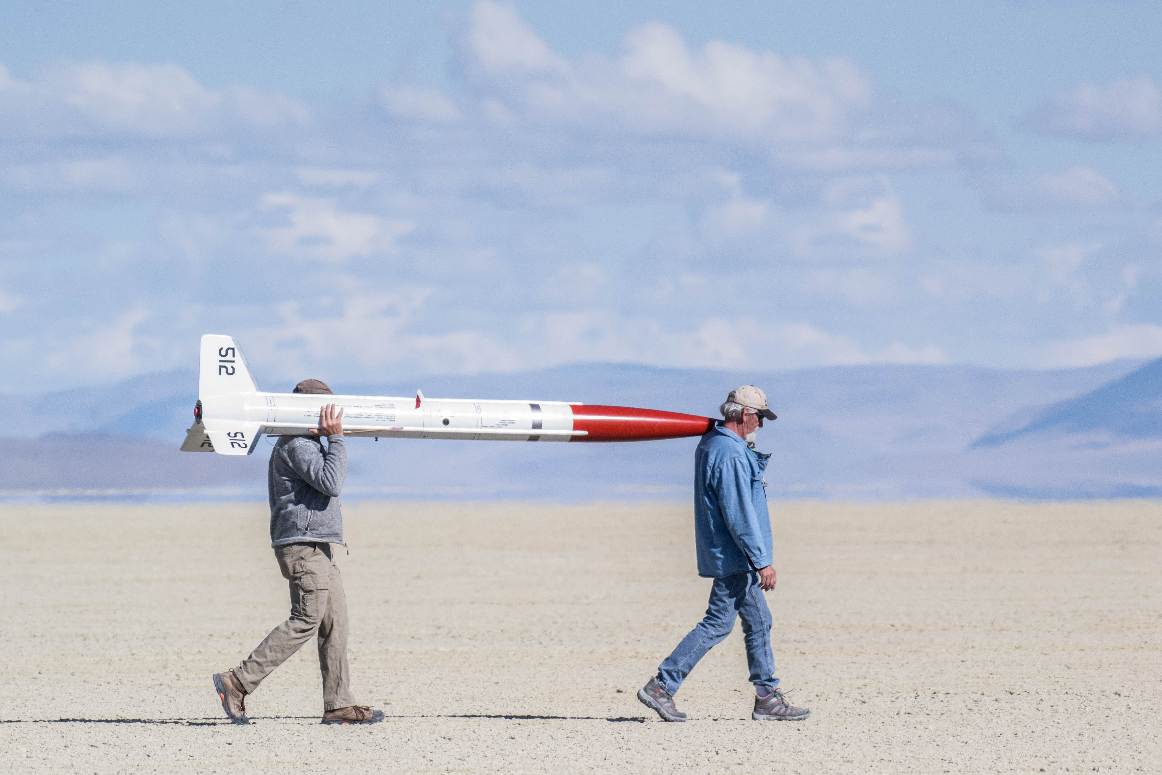 Inside the Most Exclusive High-Powered Rocketry Event in America - VICE