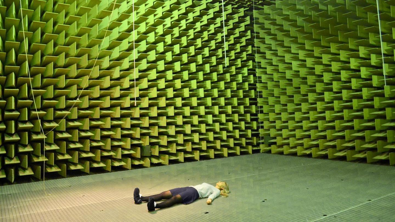 Voorkeur Ik sloot mezelf op in een geluiddichte kamer om te zien hoe lang VK26