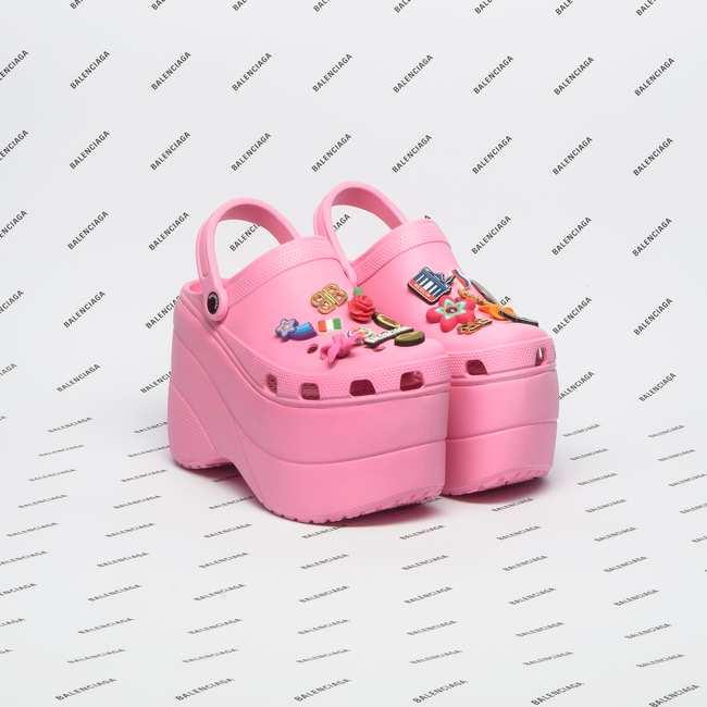 9490d1eec582b4 Balenciaga Brings Us Closer to Heaven With a Pair of Platform Crocs ...