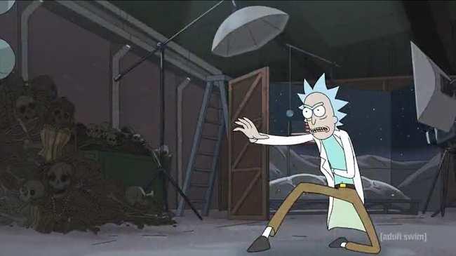 Rick And Morty Season 3 - VICE