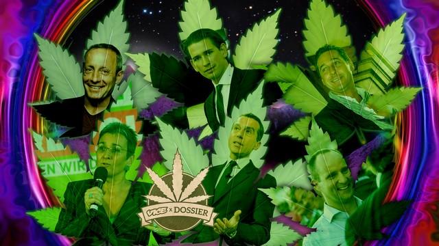 Wie halten es Österreichs Parteien mit Cannabis?