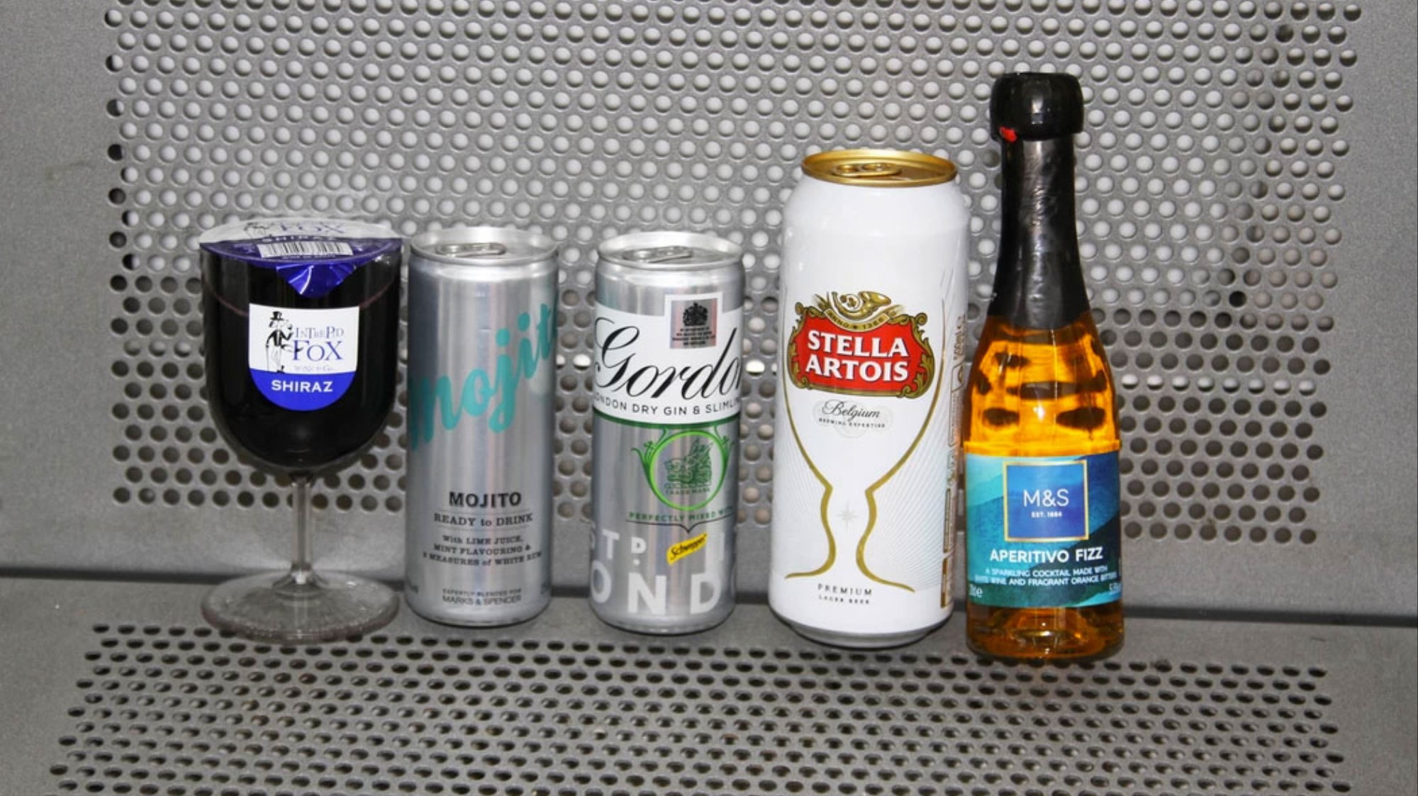 The Best and Worst Booze to Drink on Trains, Ranked - VICE