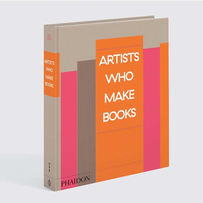 Why do artists make books garage andrew roth philip e aarons and claire lehmann eds artists who make books london and new york phaidon 2017 solutioingenieria Gallery